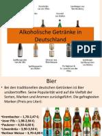 Alkoholische Getränke in Deutschland