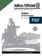 Norma Técnica Estatal de Infraestructura Ciclista y sus Dispositivos de Control en Nuevo León NTE-ICDC-03-2020