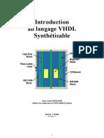 introductionVHDL