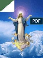 Oraciones a La Santisima Virgen Maria