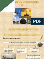 Recursos Subsolo IV - Energéticos 20-21