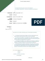 Exercícios avaliativos do Módulo 3