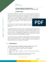 4. Ficha técnica mantenimiento e inspección