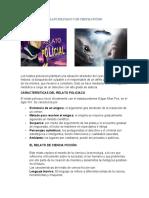 RELATO POLICIACO Y DE CIENCIA FICCIÓN (1)