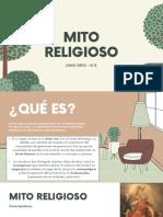 EL MITO RELIGIOSO