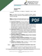2.3.-IMPLEMENTACION DE MEDIDAS DE SEGURIDAD