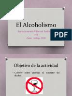 Alcoholismo´Rocío Villarroel Santibáñez