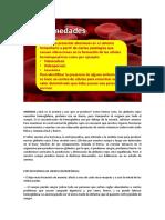 enfermedades hamatopolleticos
