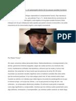 Robert Trivers el engaño y el autoengaño dentro de grupos sociales humanos