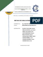 Metodo de Integracion Grupo 1