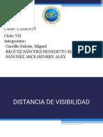 DISTANCIA DE VISIBILIDAD DE PARADA