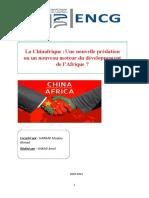 Chin Afrique