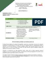 GUIA No. 1 Química 9° 2021