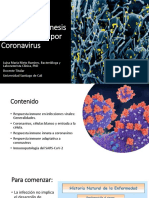Inmunopatogénesis en La Infeccion Por Coronavirus