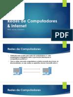 04.Redes de Computadores _ Internet