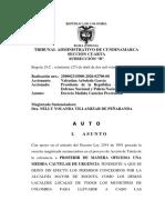 Auto Decreta Medida Provisional Ordena Aplazamiento Manifestaciones 28 de Abril de 2021 (2)