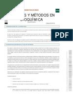 Bioquimica - Tecnicas y Metodos