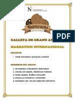 GALLETA DE GRANO