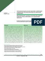 Carcinoma bronquiolo-alveolar Rev Pneumologia 2008