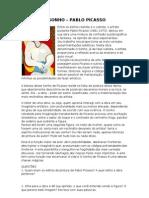O_SONHO_PABLO_PICASSO