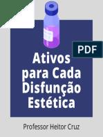ATIVOS DE MICROAGULHAMENTO