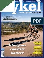 Cykeltidningen Kadens # 3, 2011