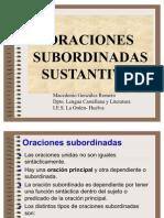oraciones-subordinadas-sustantivas SUJ CD