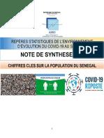 Repere Statistique Covid_N6 Population Senegal