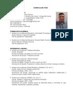 CV-Ernesto Alexander Ramos