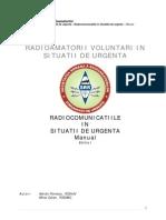 Radiocomunicatii in situatii de urgenta