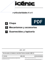 Manual Rx4 taller