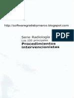 Radiologia procedimientos Intervencionistas