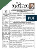 Datina - 28.04.2021 - prima pagină