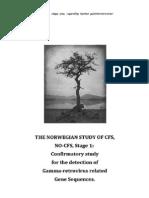 Phase I Norwegian XMRV Study