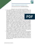 4. Filosofia 10 - A Dimensão Estética - Ficha 2 - Sugestões de Resposta