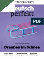 Deutsch Perfekt Plus 3 21