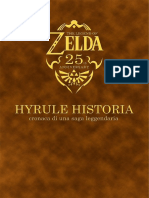 The Legend of Zelda_ Hyrule Historia - Shigeru Miyamoto