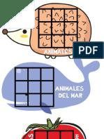 Campos Semanticos Clasificacion