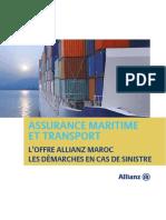 Assurance Maritime Allianz