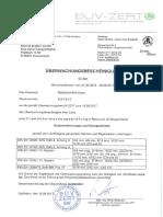 Werk Radolfzell Überwachungsbescheinigung Gesteinskörnungen EN 12620 EN 13043 EN 13285 TL Gestein TL SoB-StB 07- 2017(2)