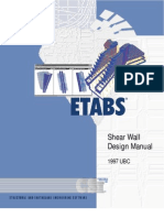 Etabs Shear Wall Design Manual UBC 97
