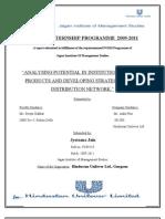 hul sip report 12