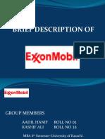 Exxon Mobil Presentation(1)
