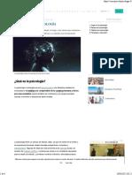Psicología - Concepto, origen, ramas y objetivos