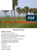 Cours Agroforesterie 2021