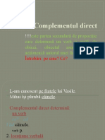 complement direct