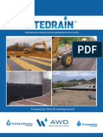 SITEDRAIN Civil Brochure 2010-