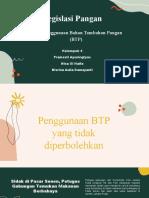 Legislasi BTP Kel4