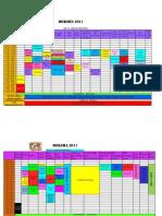 Schedule - Moksha 2011