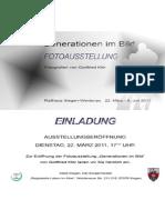 Einladung f. Mailversand